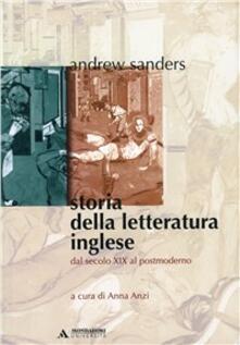 Storia della letteratura inglese. Vol. 2: Dal secolo XIX al postmoderno..pdf