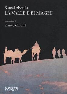 La valle dei maghi - Kamal Abdulla - copertina
