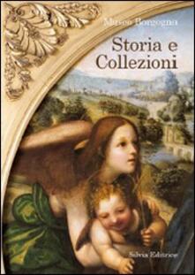 Museo Borgogna: storia e collezioni - Cinzia Lacchia,Alessia Schiavi - copertina