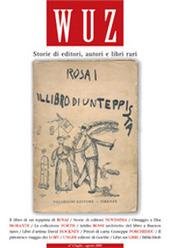 Wuz. Storie di editori, autori e libri rari (2006). Vol. 4