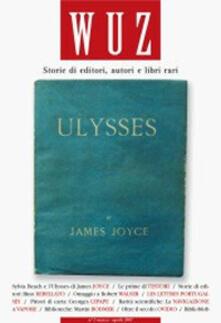 Librisulladiversita.it Wuz. Storie di editori, autori e libri rari (2007). Vol. 2 Image