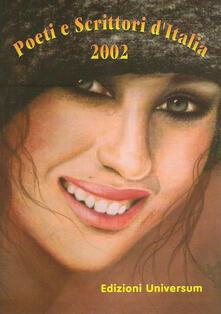 Poeti e scrittori d'Italia 2002 - copertina