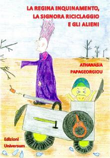 Voluntariadobaleares2014.es La regina inquinamento, il riciclaggio e gli extraterrestri Image
