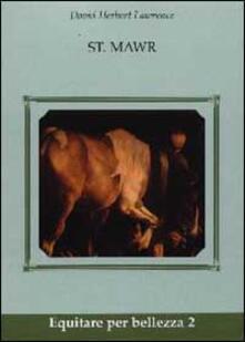 St. Mawr - David Herbert Lawrence - copertina