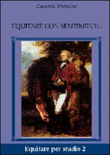 Equitare con sentimento - Giancarlo Mazzoleni - copertina