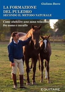 La formazione del puledro secondo il metodo naturale. Come stabilire una sana relazione fra uomo e cavallo