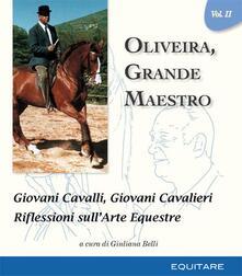 Oliveira, grande maestro. Vol. 2 - copertina