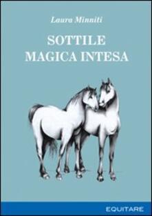Sottile magica intesa - Laura Minniti - copertina