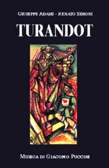 Turandot - Giuseppe Adami,Renato Simoni,Giacomo Puccini - copertina