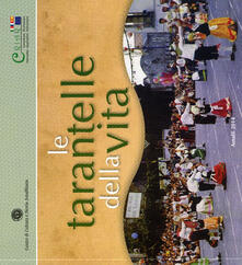 Le tarantelle della vita - copertina