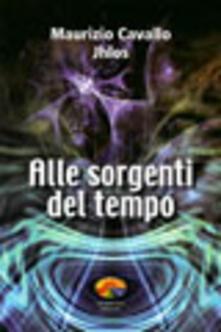 Alle sorgenti del tempo - Maurizio Cavallo - copertina
