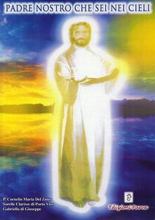 Padre nostro che sei nei cieli - copertina