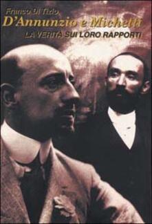 D'Annunzio e Michetti - copertina