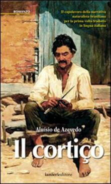 Il cortiço - Aluísio de Azevedo - copertina
