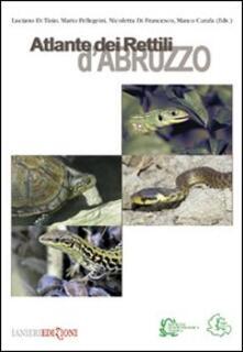 Atlante dei rettili d'Abruzzo - copertina