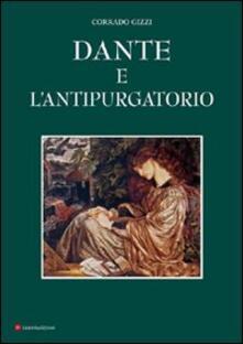 Dante e l'antipurgatorio - Corrado Gizzi - copertina