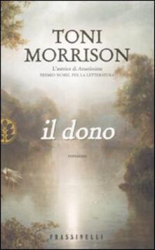 Il dono - Toni Morrison - copertina
