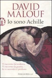 Io sono Achille - David Malouf - copertina