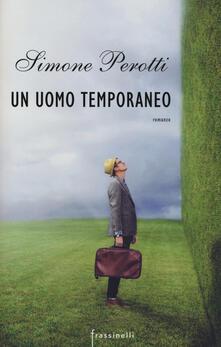 Antondemarirreguera.es Un uomo temporaneo Image