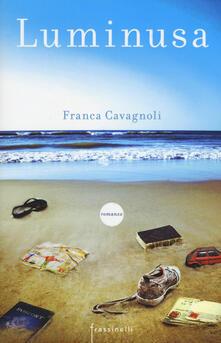 Luminusa - Franca Cavagnoli - copertina