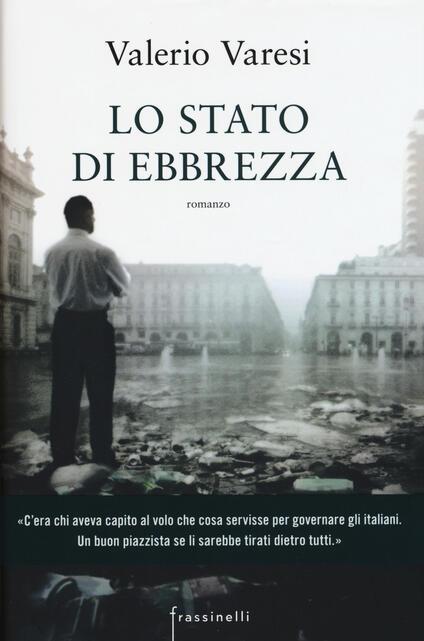 Lo stato di ebbrezza - Valerio Varesi - copertina