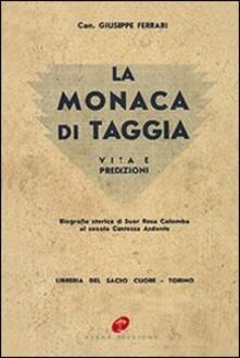 La monaca di Taggia. Vita e predizioni - Giuseppe Ferrari - copertina