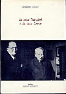 In casa Nicolini e in casa Croce