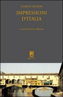 Impressioni d'Italia (Pictures from Italy 1844-45) - Charles Dickens - copertina