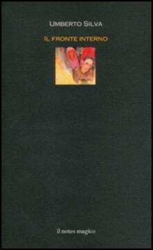 Il fronte interno - Umberto Silva - copertina