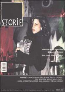 Storie. All write (2002). Vol. 45: Maggie Estep. Where the white horse livedDove viveva il cavallo bianco. - copertina