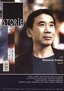 Antondemarirreguera.es Storie. All write (2003). Vol. 50: Murakami Haruki. CrabGranchi. Image