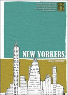 Nicocaradonna.it Storie. All write (2008) vol. 62-63: New yorkers. A jazz serenade Image