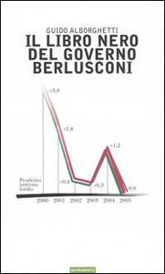 Il libro nero del governo Berlusconi