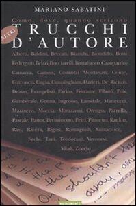 Libro Altri trucchi d'autore Mariano Sabatini
