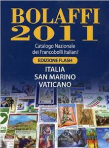 Bolaffi 2010. Catalogo Nazionale dei Francobolli Italiani. Ediz. flash
