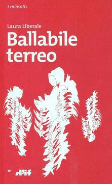 Ballabile terreo - Laura Liberale - copertina