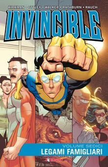 Winniearcher.com Invincible. Vol. 16: Legami famigliari. Image