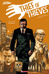 Venezia. Thief of Thieves. Vol. 3