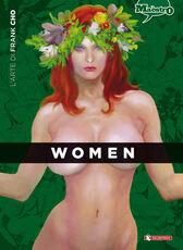 Libro Women. L'arte di Frank Cho Frank Cho
