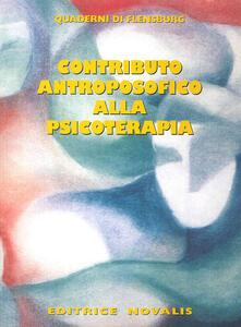 Contributo antroposofico alla psicoterapia
