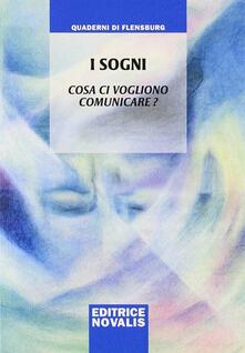 I sogni. Cosa ci vogliono comunicare?.pdf