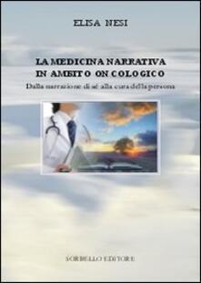 Premioquesti.it La medicina narrativa in ambito oncologico. Dalla narrazione di sé alla cura della persona Image
