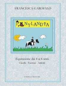 Daddyswing.es Ponylandia. Equitazione dai 4 ai 6 anni Image