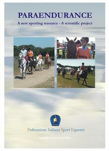 Squillogame.it Parandurance. A new sporting resource. A scientific project. Ediz. multilingue Image