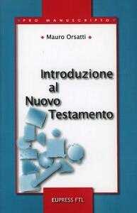 Introduzione al Nuovo Testamento