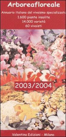 Equilibrifestival.it Arboreafloreale. Annuario italiano del vivaismo specializzato Image
