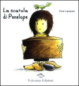 Libro La scatola di Penelope Peter Carnavas