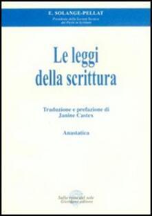 Mercatinidinataletorino.it Le leggi della scrittura Image