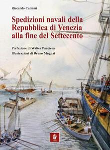 Cocktaillab.it Spedizioni navali della Repubblica di Venezia alla fine del Settecento Image