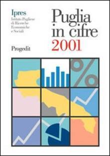 Vitalitart.it Puglia in cifre 2001 Image